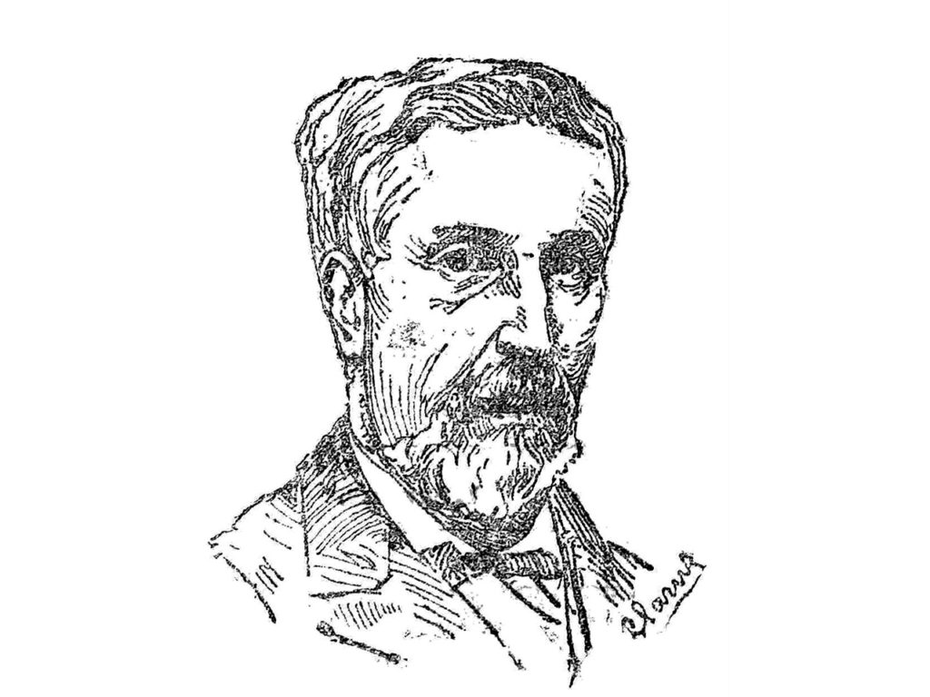 Portrait de Benjamin Flotte