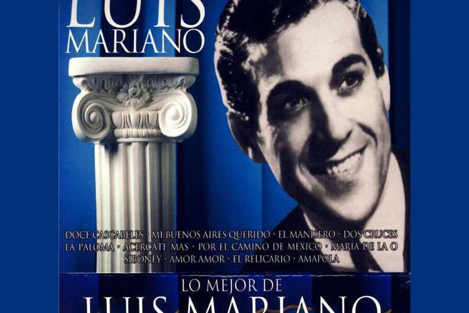 Album de Luis Mariano