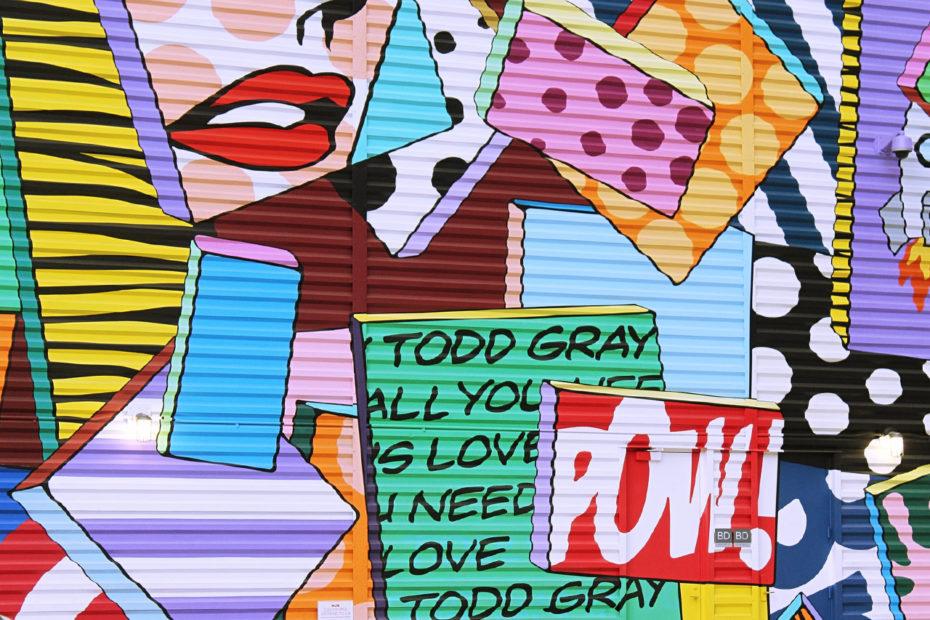 Image pop art