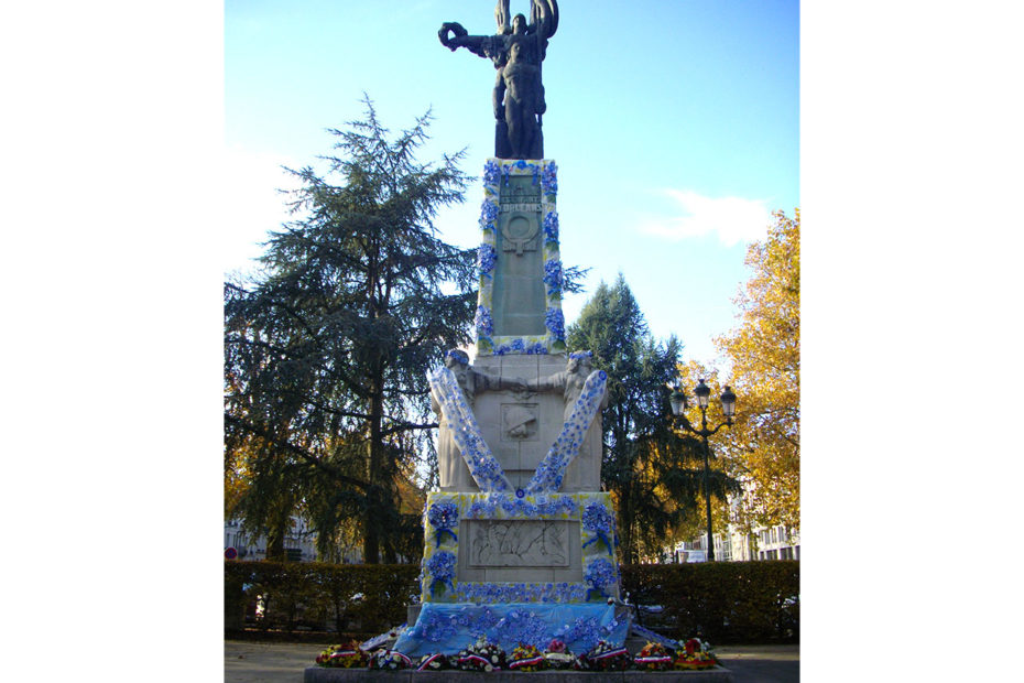 Monument mémorial de Charles Malfray