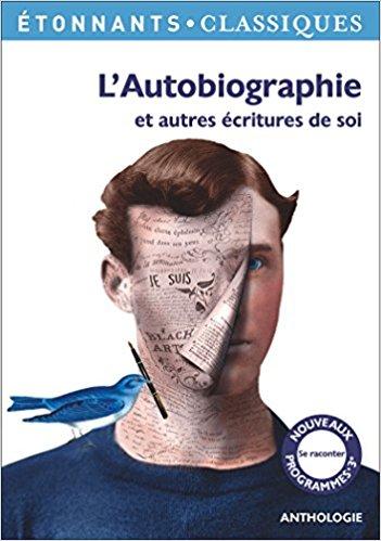 couverture du livre Autobiographie et autres écritures de soi