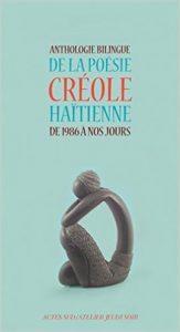 couverture du livre Anthologie de la poésie créole haïtienne
