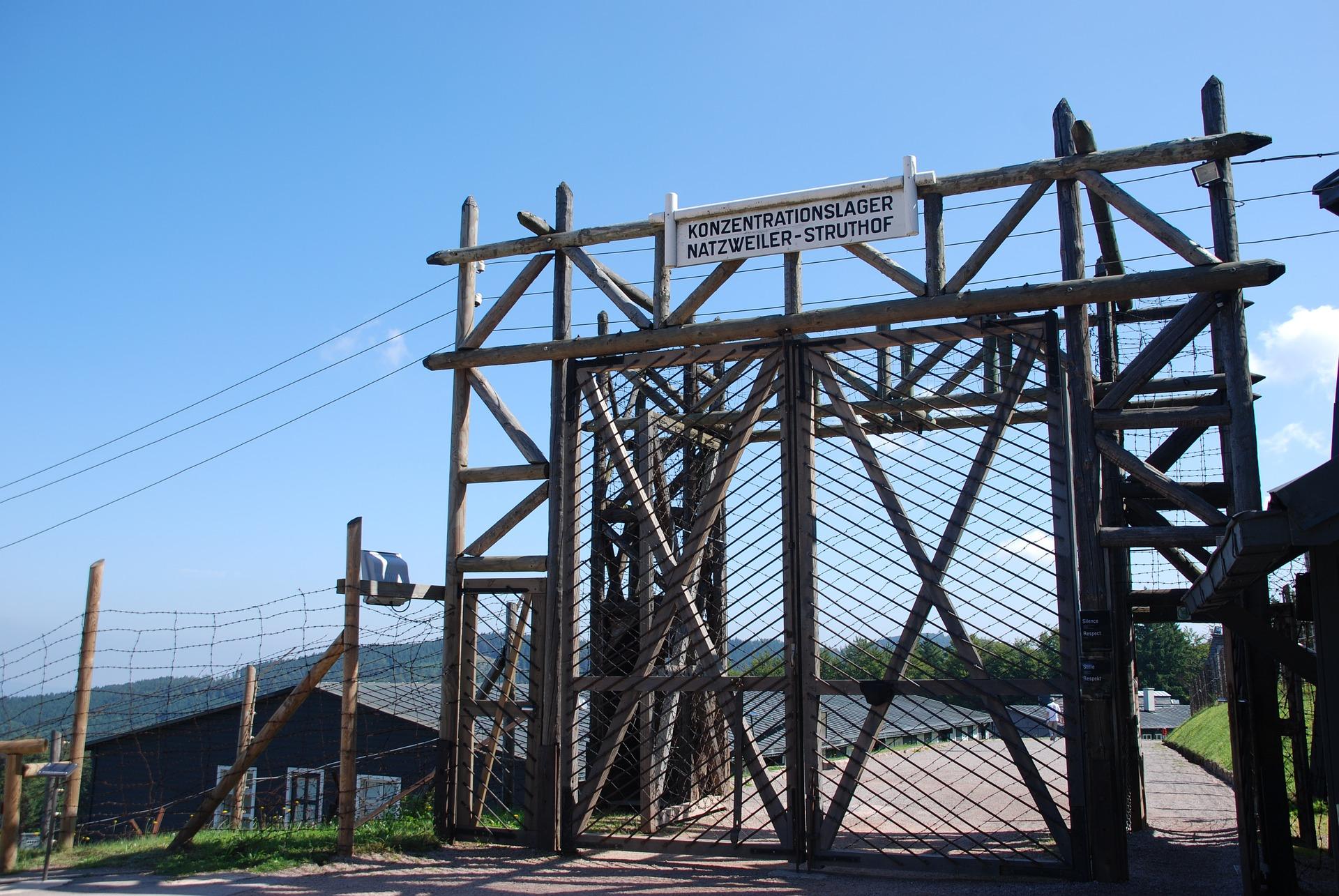 Camp de concentration Natzweiler Struthof (photo)