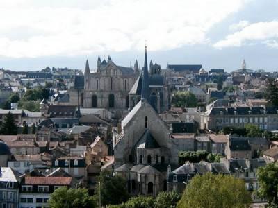 photographie de Poitiers