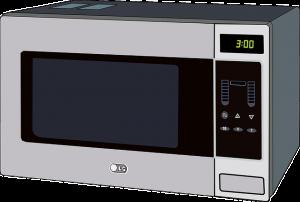 dessin de four micro-onde