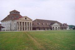 Photographie de la Saline royale Arc-et-Senans