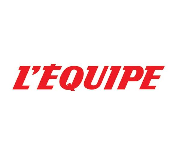 Logo du journal L'Equipe