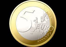 pièce de cinq euros