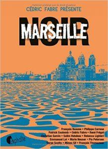 couverture du livre Marseille noir