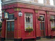 Pub victorien The Queen Vic