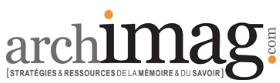 Archimag.com (stratégies et ressources de la mémoire et du savoir) (logo)