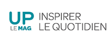 UP le mag - inspirer le quotidien (Logo)