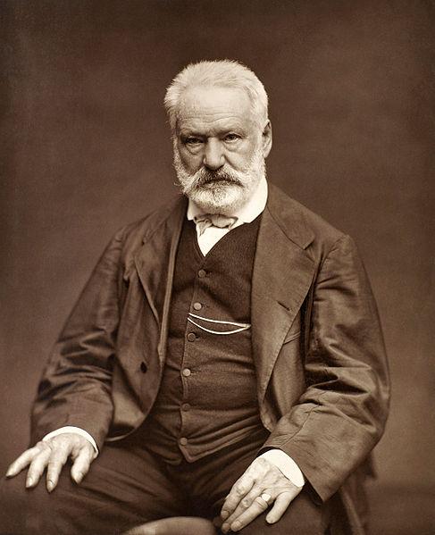 portrait de Victor Hugo par Carjat