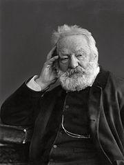 Photo de Victor Hugo par Nadar