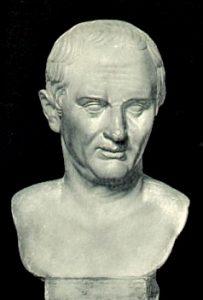 buste de Ciceron