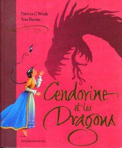 couverture du livre Cendorine et les dragons