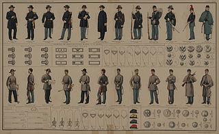 uniformes sudistes