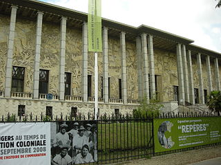 photo du Musée de l'immigration