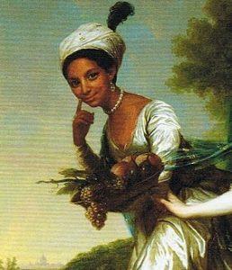 portrait de Dido Elizabeth Belle