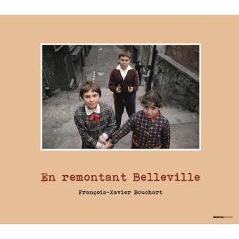 couverture du livre En remontant Belleville