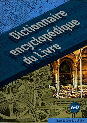 couverture du Dictionnaire du livre