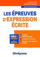 couverture du livre : les épreuves d'expression écrite