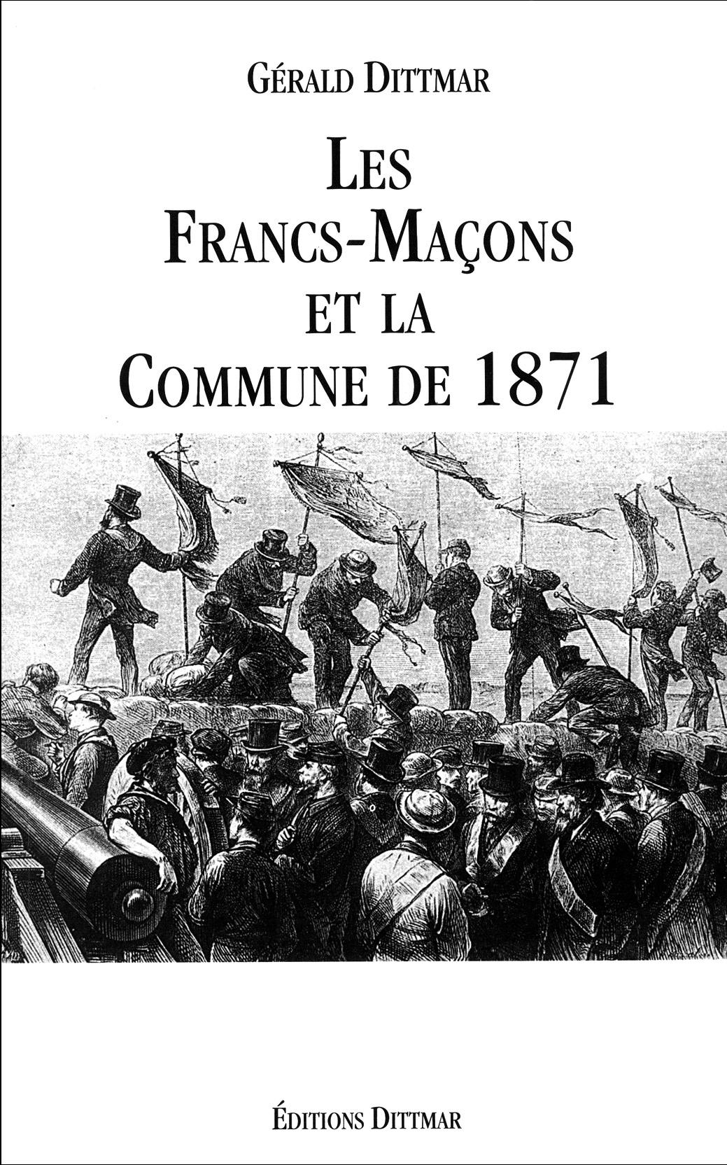 couverture du livre Les Francs-Maçons et la Commune de Paris