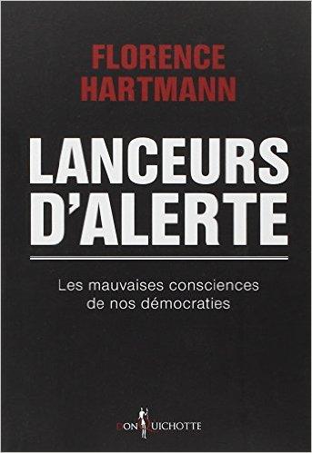 couverture du livre Lanceurs d'alerte