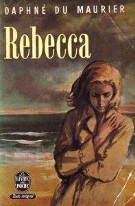 couverture de rebecca de Daphné du Maurier