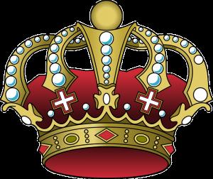dessin de couronne royale