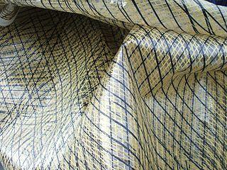 photo de fibres de kevlar