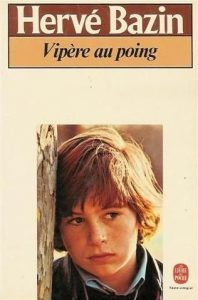 couverture du livre Vipère au poing