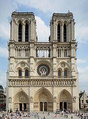 Photographie de Notre-Dame de Paris