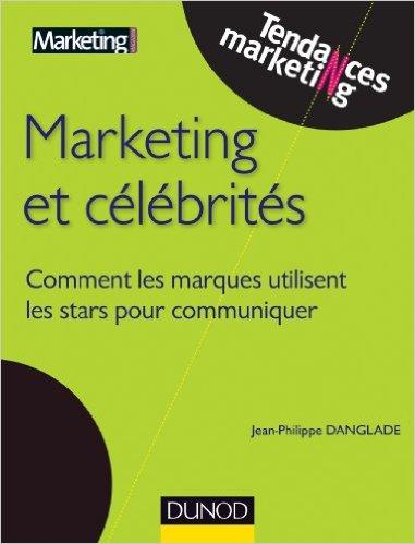 couverture de Marketing et célébrités