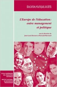 couverture de l'Europe de l'Education