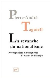 couverture du livre La revanche du nationalisme