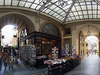 photographie de la Galerie Vivienne