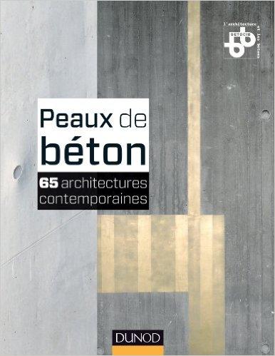 couverture du livre Peaux de béton