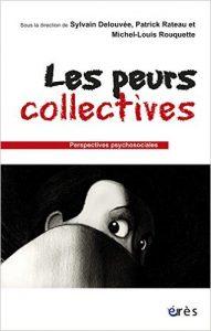 couverture du livre Les peurs collectives