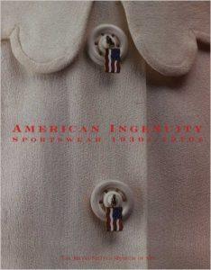 couverture de American Ingenuity: Sportswear, 1930s–1970s