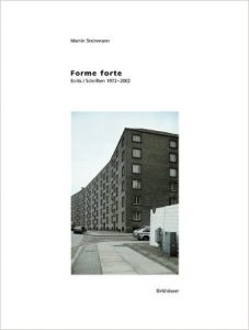 couverture de Forme Forte : écrits