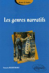 couverture du livre Les genres narratifs