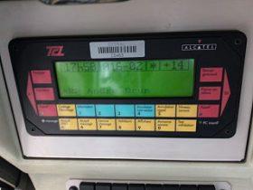 panneau d'affichage électronique de bus