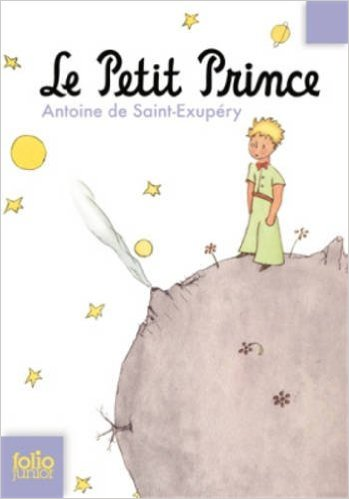 couverture du Petit prince Folio