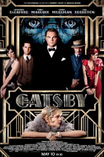 Affiche du film The great Gatsby
