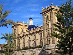 Photographie du Musée des Beaux-arts de Valence (Espagne)