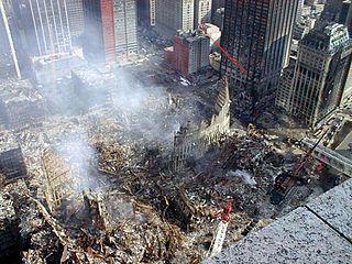 photo aérienne de Ground Zero