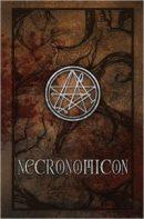 couverture du Necronomicon ed. Bragelonne