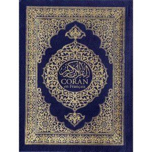 couverture du Coran en français
