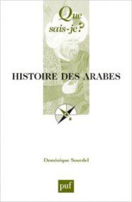 couverture du livre Histoire des arabes